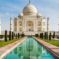 Delhi - Calcutta - Patna - Nalanda - Rajgir - Bodhgaya - Varanasi - Kushinagar - Lumbini - Balrampur - Lucknow - Agra - Delhi