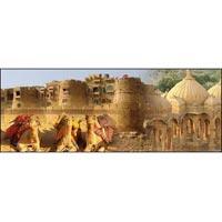Delhi - Amritsar - Delhi - Varanasi - Khajuraho - Orcha - Jhansi - Agra - Fathepur Sikri Fort - Jaipur - Jodhpur - Jaisalmer - Mihir Garh - Ranakpur Temples - Kumbhalgarh Fort - Devigarh Fort - Udaipur - Delhi