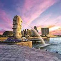 Singapore - Malacca (Malaysia)