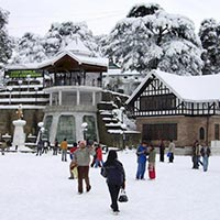 Shimla - Kullu - Manali - Chandigarh