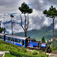 Gangtok - Pelling - Darjeeling