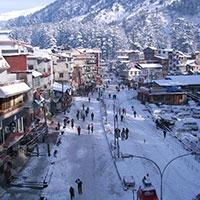 New Delhi - Shimla - Manali - Dharamshala - Dalhousie - Amritsar