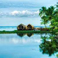 Cochin - Munnar - Thekkady - Kumarakom - Alleppey