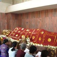 Aurangabad - Bhopal - Varanasi - Agra - Varanasi - Bodhgaya - Rajgir - Nalanda - Vaishali - Kushinagar - Lumbini - Sravasti - Lucknow