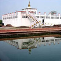 New Delhi - Jaipur - Fatehpur Sikri - Agra - Bodhgaya - Rajgir - Nalanda - Patna - Vaishali - Kushinagar - Lumbini - Kapilavastu - Sravasti - Balarampur - Lucknow