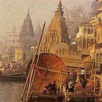 New Delhi - Jaipur - Agra - Jhansi - Orcha - Khajuraho - Varanasi