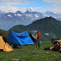 Rishikesh - Joshimath - Auli - Kuari pass