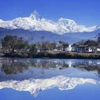 Gorakhpur, Pokhara, Kathmandu