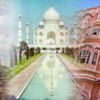 Delhi - Jaipur - Agra - Gwalior - Orcha - Khajuraho - Varanasi