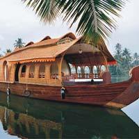 Cochin - Periyar - Kumarakom - Mararikulam - Alleppey