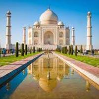 Delhi - Khajuraho - Orchha - Agra - Fatehpur Sikri - Jaipur - Jodhpur - Ranakpur - Kumbhalgarh - Udaipur - Ajanta - Ellora - Bombay - Madurai - Chettinad - Trichy - Tanjore - Mahabalipuram - Kanchipuram - Chennai