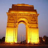 Delhi - Jaipur - Ranthambore - Bharatpur - Agra - Bandhavgarh - Khajuraho - Jhansi