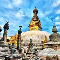 Delhi - Kathmandu - Jaipur - Ranthambore - Bharatpur - Agra