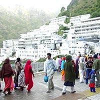 Jammu - Vaishno Devi - Patnitop - Mantali - Mansar