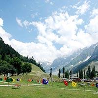 Jammu - Patnitop - Srinagar - Sonamarg - Gulmarg - Pahalgam