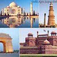 New Delhi - Sawai Madhopur - Jaipur - Agra - Sanchi - Aurangabad - Mumbai