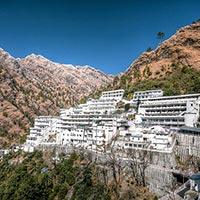 Delhi - Jammu - Katra - Mata Darshan