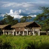 Guwahati - Dibrugarh - Namdapha National Park - Kaziranga National Park - Nameri National Park