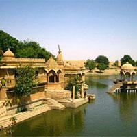 Bikaner - Jaipur - Jaisalmer - Jodhpur - Mandawa