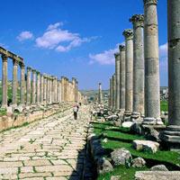 Amman - Madaba - Kerak - Petra