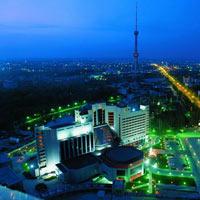 Tashkent - Khiva - Bukhara - Shahrisabz - Samarkand