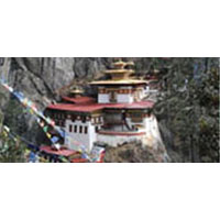 Phuentsholing - Thimphu - Paro - Trongsa - Jakar - Haa