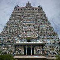 Mahabalipuram - Tanjore - Trichy - Madurai - Chennai
