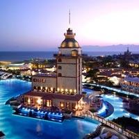 Antalya - Cappadocia - Istanbul