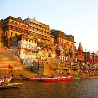 Delhi - Jaipur - Agra - Gwalior - Jhansi - Orchha - Khajuraho - Varanasi