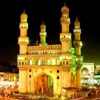 Hyderabad - Bidar - Gulbarga - Bijapur - Badami - Hubli - Goa