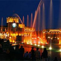 Yerevan - Echmiadzin - Zvartnots - Xor Virap - Areni - Noravank Garny - Geghard Sevan - Dilidjan - Lori