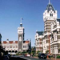 Christchurch - Dunedin - Te Anau - Milford Sound - Queenstown - Mt Cook - Christchurch
