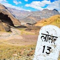 Manali – Shoja - Sarhan - Sangla - Kalpa - Nako - Kaza - Ki Kibber - Langza Village - Kaza - Chandra Tal Lake - Manali