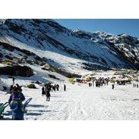 Shimla - Kufri - Naldehra - Ridge - St. Church - Lakkar Bazaar - Manali - Rohtang Pass - Hidimba Temple - Vashisth Kund - Buddha Monastery - Van Vihar - Club House