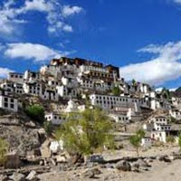 Delhi – Leh - Alchi – Uletokpo – Lamayuru – Khardongla - Pangong Lake – Leh