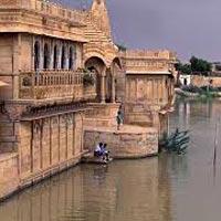 Delhi - Bikaner - Jaisalmer - Jodhpur - Pushkar - Jaipur - Agra - Jhansi - khajuraho - Varanasi - Delhi