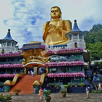 Pinnawala - Kandy - Nuwara Eliya - Bentota - Colombo