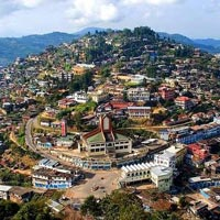 Guwahati - Kohima - Imphal - Dimapur