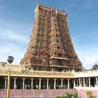 Chennai - Kanchipuram - Mahabalipuram - Pondicherry - Tanjore - Tiruchirappalli - Madurai - Periyar - Kumarakom - Kottayam - Alleppey - Cochin