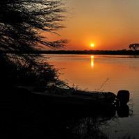 Victoria Falls (Zimbabwe) - Chobe National Park (Botswana)