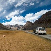 Shimla - Mandi - Kullu - Manali - Dharmshala - Dalhousie - Chandigarh