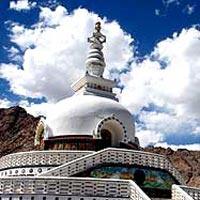 Leh - Excursion to Alchi - Excursion to Khardung la Pass