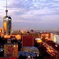 Tashkent - Chimgan - Chorvoq