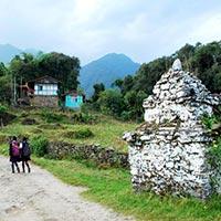 Yuksom - Prekchu - Tshoka - Dzongri - Phedang - Thangshing - Lhamuni - Goechala - Zemethang - Lampokhiri