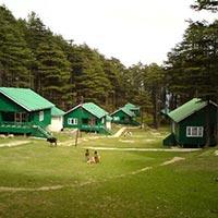 Jammu - Katra - Patnitop - Dalhousie - Chamba - Khajjiar - Dharamshala - Amritsar