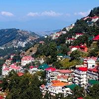 Delhi - Agra - Jaipur - Shimla - Manali - Chandigarh