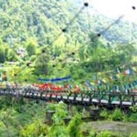 Bagdodra - Gangtok - Tshangu Lake - Namchi - Pelling - Darjeeling