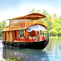 Cochin - Munnar - Thekkay - Alleppey