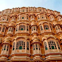 Jaipur - Fatehpur Sikri - Agra - Delhi - Amritsar