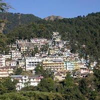 Katra - Dalhousie - Dharamshala - Manali